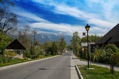 Lake Bled, Slovenia Stock Photos