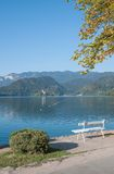 Lake Bled,Slovenia Stock Photography