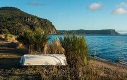 Lake Boat stock photo