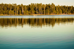 Lake Boater Stock Photography