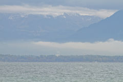 lake Bodensee Royalty Free Stock Photography
