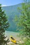 Lake Bohinj,Slovenia Stock Photo