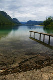 Lake Bohinj, Slovenia Royalty Free Stock Image