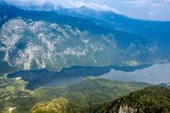 Lake Bohinj, Slovenia Royalty Free Stock Image