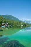 Lake Bohinj,Triglav National Park,Slovenia, Royalty Free Stock Images