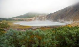 Lake Boiling Royalty Free Stock Photo
