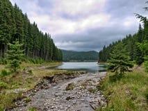 Lake Bolboci Stock Image