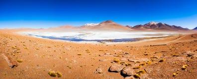 Lake, Bolivia Altiplano Stock Photos