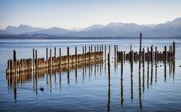 At the lake Royalty Free Stock Photo