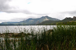 Lake Borovoe, State National Natural Park Royalty Free Stock Photo
