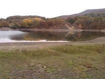 Borsko jezero. Lake Borsko Jezero Royalty Free Stock Photos