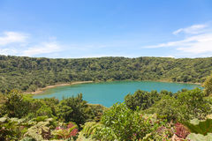 Lake Botos, Costa Rica Royalty Free Stock Image