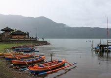 Lake Bratan Royalty Free Stock Image