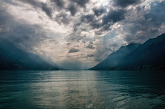 Lake Brienz Stock Image