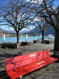 Lake Brienz Royaltyfri Fotografi