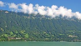 Lake Brienz,Bernese Oberland,Switzerland Stock Photos