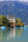 Lake Brienz, Switzerland Stock Images