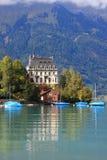 Lake Brienz, Switzerland Stock Images