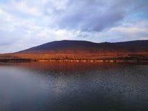 Lake Bukova Stock Images