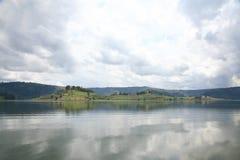 Lake Bunyoni - Uganda, Africa Royalty Free Stock Photos