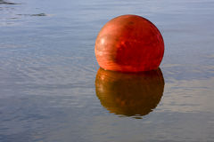 Lake Buoy Royalty Free Stock Image