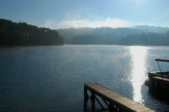Lake Burton Royalty Free Stock Photo