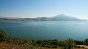 Lake Busko Royalty Free Stock Photo