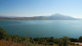 Lake Busko. (Boško) in Bosnia and Herzegovina royalty free stock photo