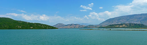 Lake Butrint Royalty Free Stock Images