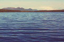 Lake in Canada Royalty Free Stock Image