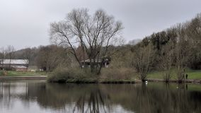 Capstone Park Chatham viewof thelake island royalty free stock photography