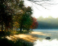lake carmel, new york Royalty Free Stock Photos