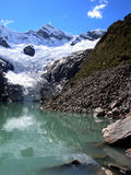 Lake in Central Andes Stock Photos