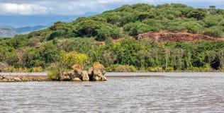 Free Lake Chamo Landscape, Ethiopia Africa Stock Photo - 170168830