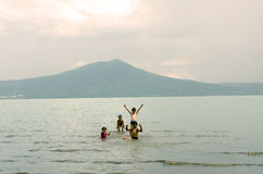 Lake Chapala, Mexico Stock Photo