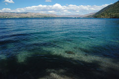 Lake Chelan Royalty Free Stock Photos