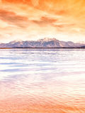 Lake chiemsee (1) Stock Image