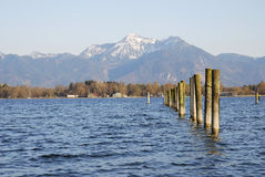 Lake Chiemsee Stock Photos