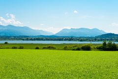 Lake Chiemsee Royalty Free Stock Image