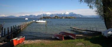 Lake Chiemsee Stock Photos