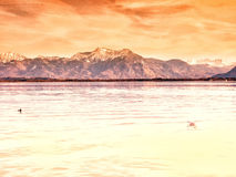 Lake chiemsee (3) Stock Photography