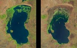 Lake Chilwa, Malawi Royalty Free Stock Image