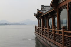 Lake in China Stock Photo