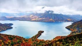 Lake Chuzenji Stock Photos