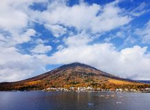 Lake Chuzenji, Japan Royalty Free Stock Photography