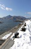 Lake Chuzenji at Nikko Tokyo Stock Photo