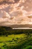 Costa Rica landscape Royalty Free Stock Photo