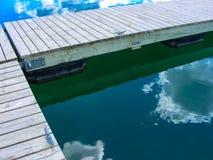 On lake Royalty Free Stock Image