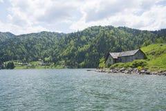 Lake Colibita Royalty Free Stock Image