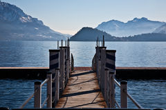 Lake of Como Stock Photo